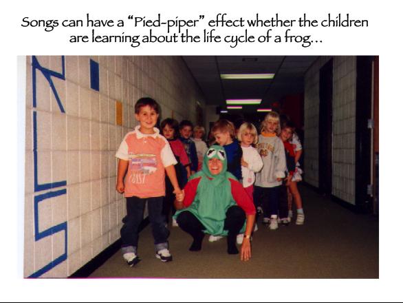 Frog Leading Kids